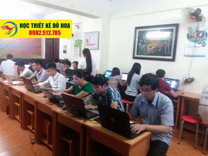 Khóa học corel draw cơ bản nâng cao tại tp Hồ Chí Minh