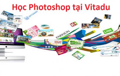 Học Photoshop CS6 ở Tân Thành, Tân Phú tp Hồ Chí Minh