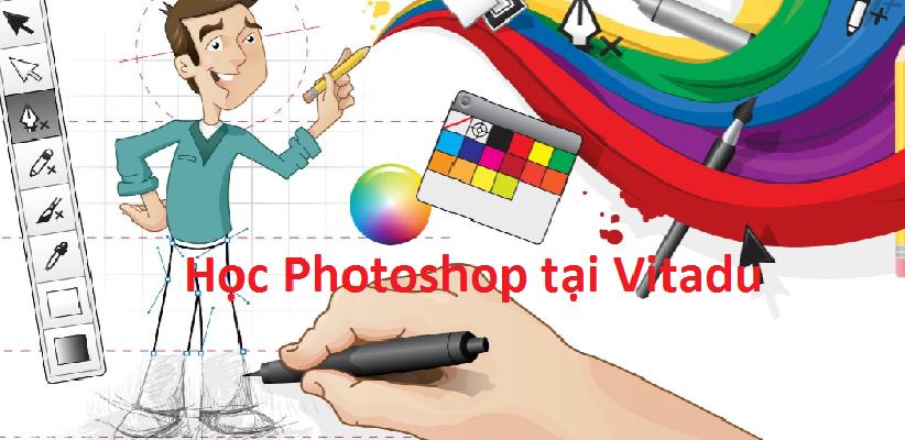 Học Photoshop ở Phú Thọ Hòa, Tân Phú thỏa sức sáng tạo