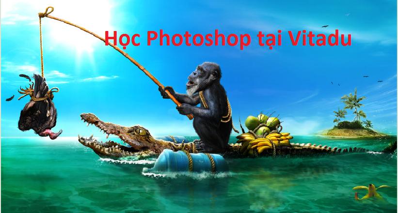 Học Photoshop tại Tân Quý, Tân Phú thành phố Hồ Chí Minh