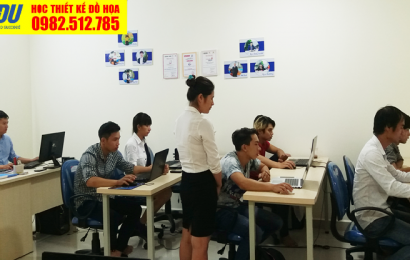 Học Indesign ở Tân Bình. Học thiết kế dàn trang chuyên nghiệp