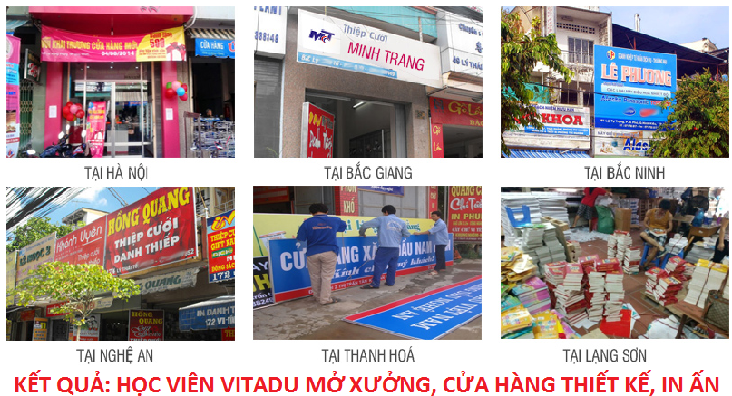 Học Photoshop ở phường 1 Tân Bình, tự tin, phát triển bền vững