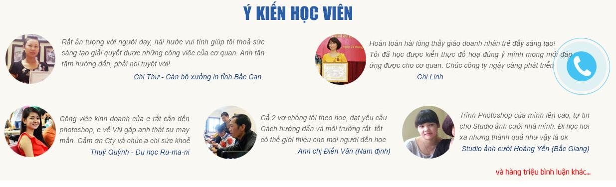 Học Photoshop ở Tân Phú, Vững bước trên chính đôi chân của mình
