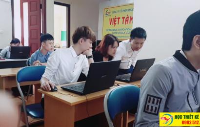 Học indesign tại quận Phú Nhuận tphcm