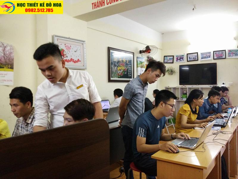 Học illustrator tại quận Phú Nhuận tphcm
