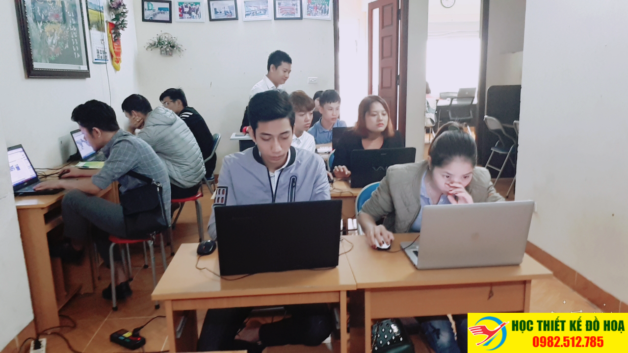 Học corel draw tại quận 12, tphcm