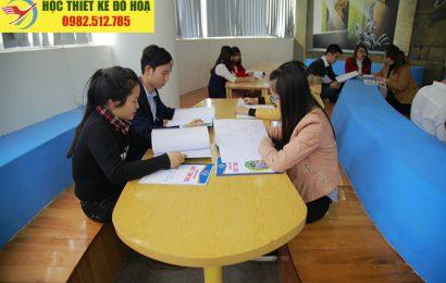 Khóa học thiết kế đồ họa cơ bản, nâng cao tại Mỹ Đình, Hà Nội