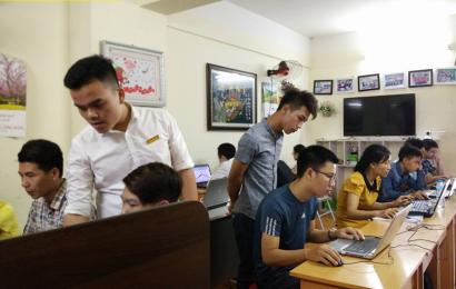 Học indesign tại quận Bình Tân, tphcm
