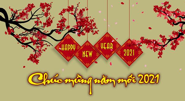 Thông báo lịch nghỉ tết Nguyên Đán Tân Sửu 2021 Việt Tâm Đức